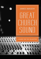 great church sound book cover - image