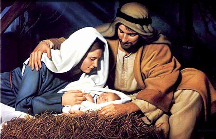 baby jesus - image