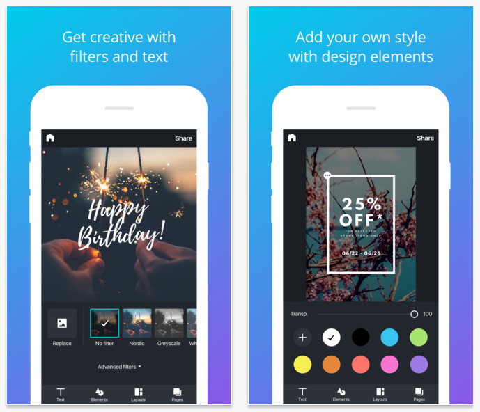 Canva for iPhone: Make Great Graphics on the Go