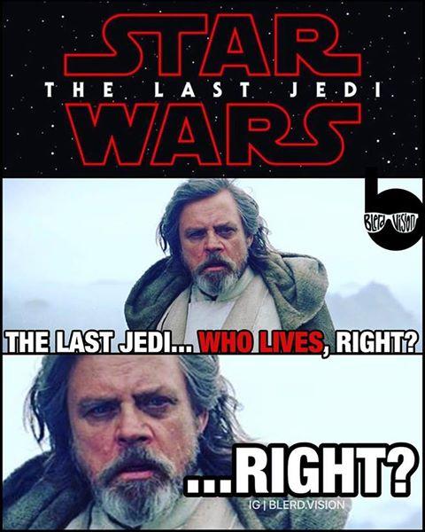 Star Wars Last Jedi Meme