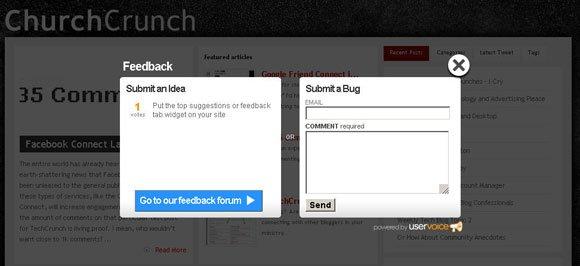 churchcrunch_uservoice