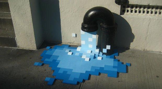 pixelspout