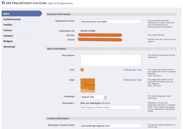 how to add event in facebook