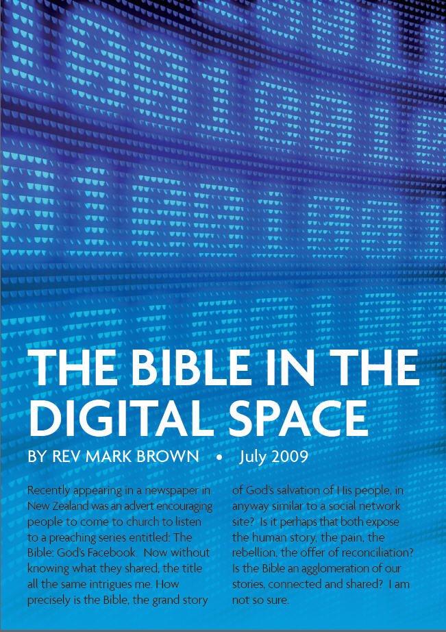 thebibleinthedigitalspace