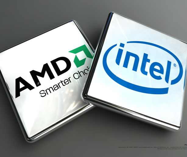 AMD and Intel, Where Do You Sit?