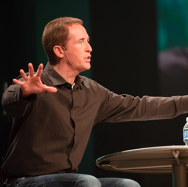 Catalyst One Day: Don't Be That Couch – Andy Stanley