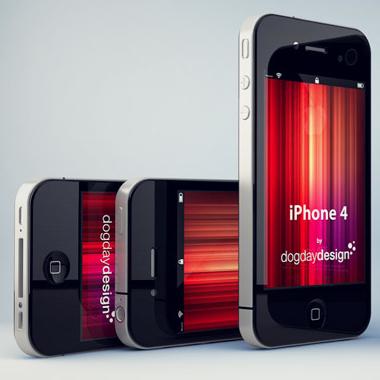Cinema 4D iPhone Model [Download]