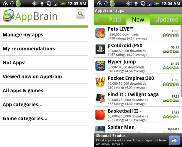 Android Social Marketplace Apps And The Quest To Be Noticed Churchmag