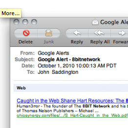 The Power of Google Alerts and Being in the Know