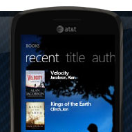 Kindle Coming for the Windows Phone 7