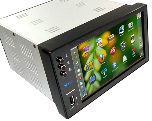 A 3G, Linux Powered Computer, for Your Car?