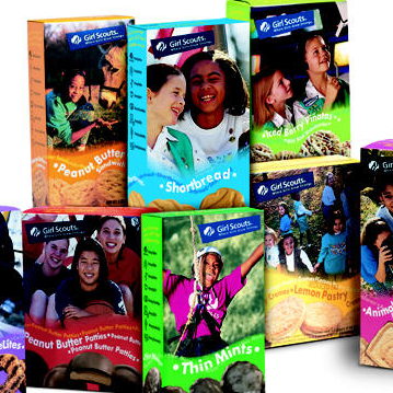 Girl Scouts Allow Mobile Payments