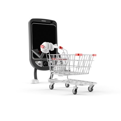 Shoppers Product Research via Smartphones Rise [Infographic]