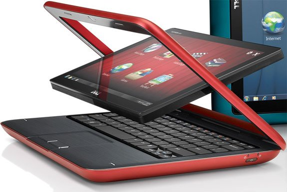Thoughts On The Dell Inspiron Duo Tablet-Netbook Convertible