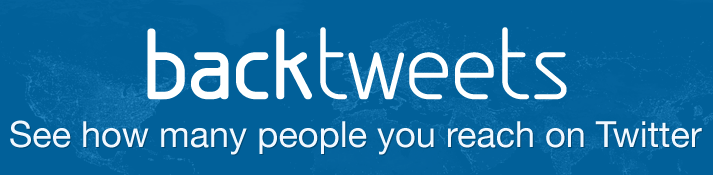 BackTweets Pro Twitter Management Tool