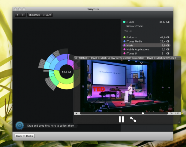Visualize Disk Usage with DaisyDisk - ChurchMag