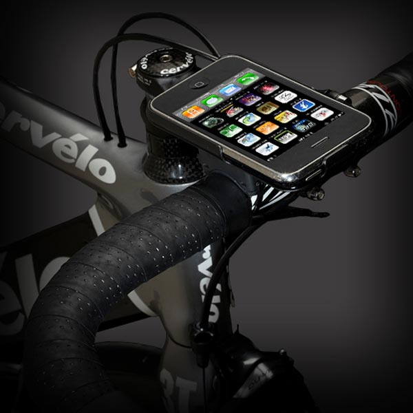 MIT + iPhone + Bicycle = WOW!
