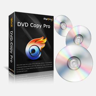 WinX DVD Copy Pro [FREE]