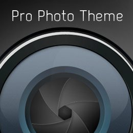 The Ease of Pro Photo Theme