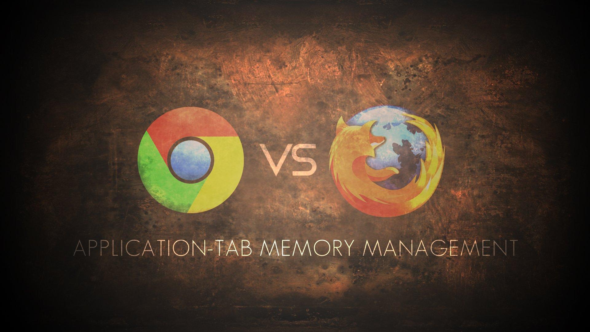 Chrome vs. Firefox – Pinned-Tab Memory Management