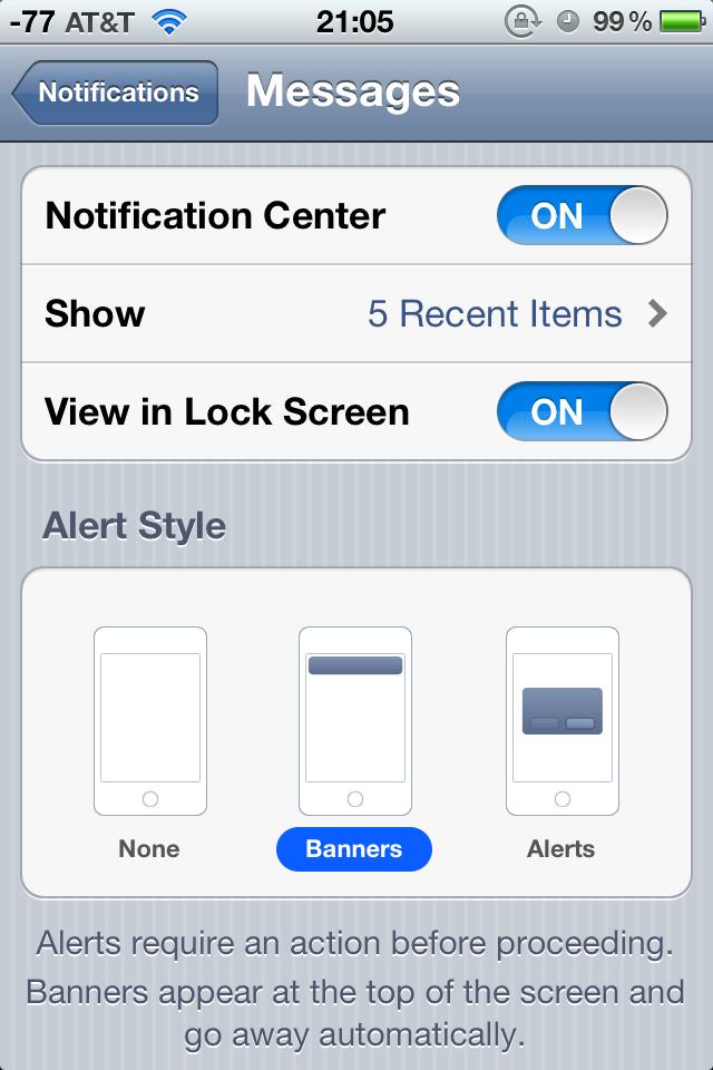 iOS5 Beta Preview