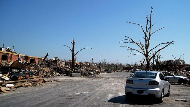Lessons from Tornadoes