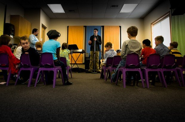 Check In Solutions For Children S Ministry Churchmag