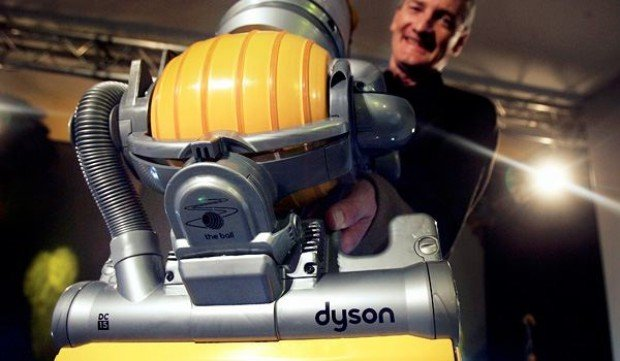 James Dyson Inventions and Church IT Guys