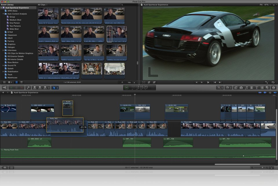 Final Cut Pro from an iMovie Perspective