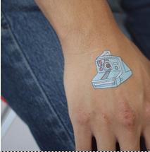Design Inspired Tattoos