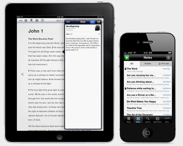 YouVersion Pushes Out Major Update to iOS App