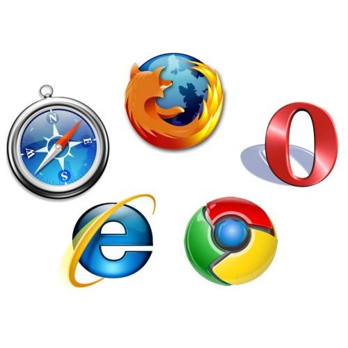 Internet Browser Usage History [Infographic]
