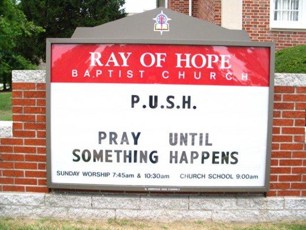 Do You Pray Online?