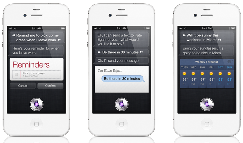 What is Siri Beta on the iPhone 4S?