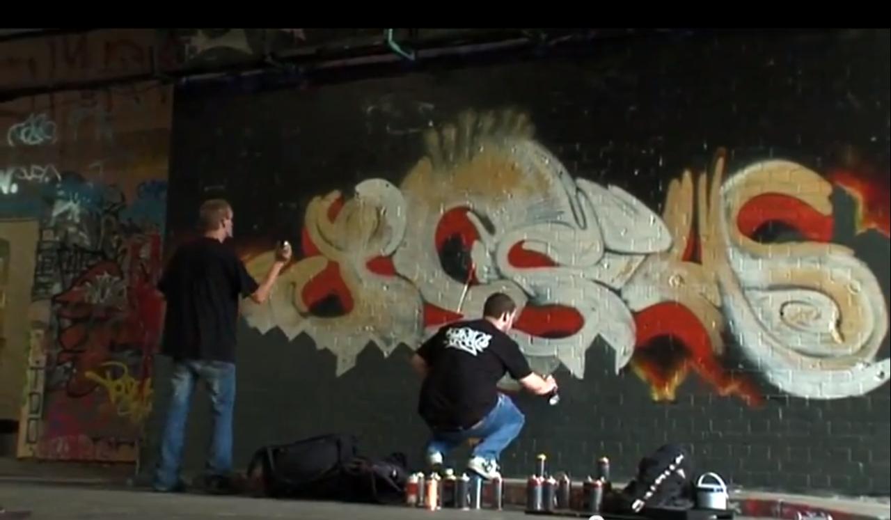 Jesus & Banksy