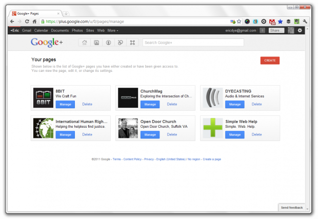 how to delete all your google+ posts