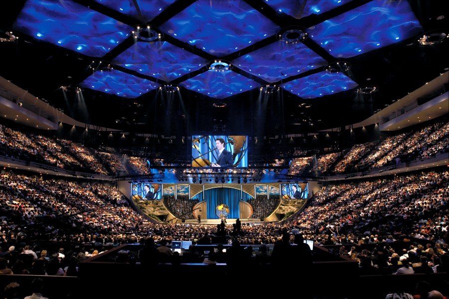 "Let's Stop Using the Term: ""Megachurch"""