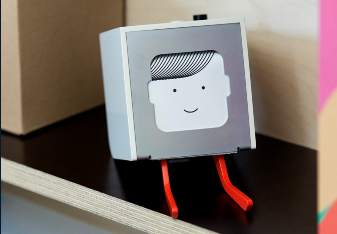Desktop Printer Re-Imagined
