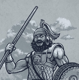 Outside the Box Sermon Illustration: David's Secret Weapon