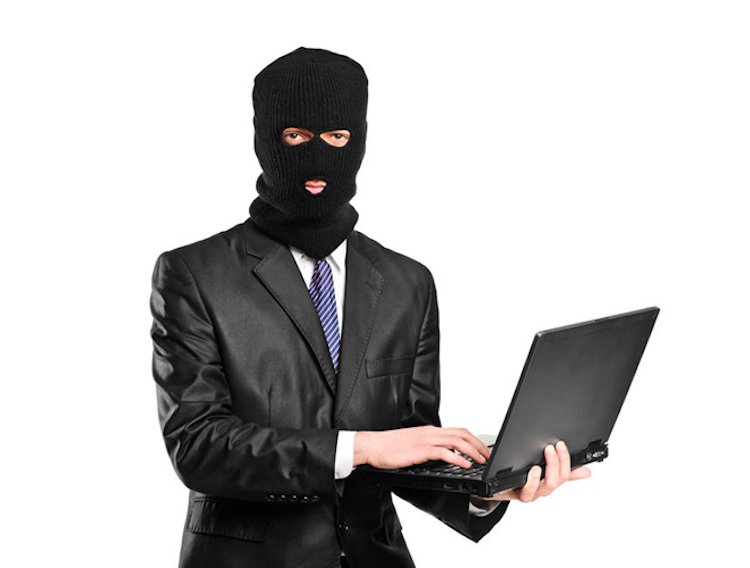 According to Stock Photos: Hackers