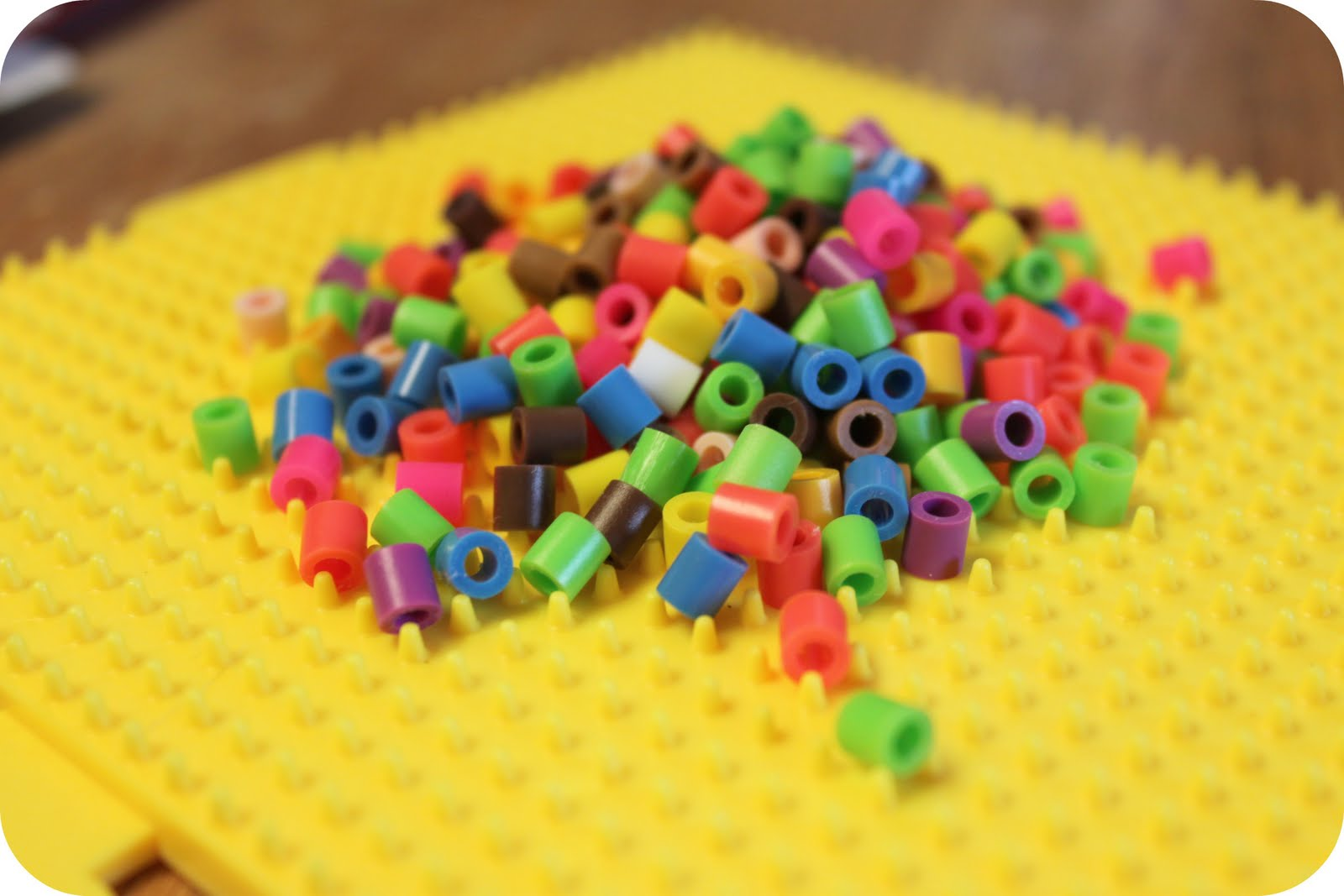 Super Mario Beads Stop Motion Video