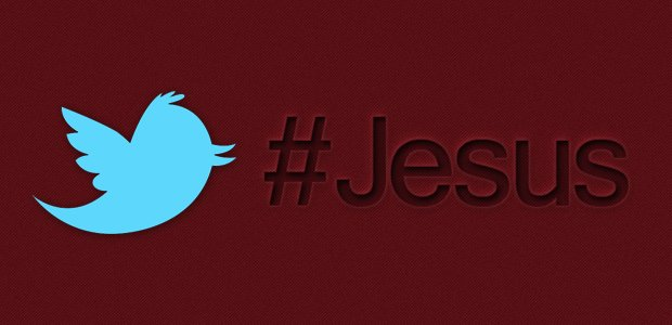 share Jesus on Twitter