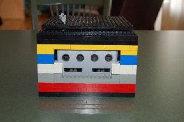 lego working nintendo gamecube
