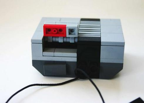 LEGO-fied: Nintendo, Playstation & More!