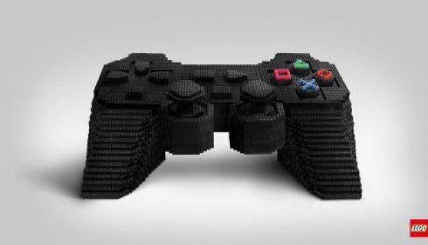 lego playstation controller
