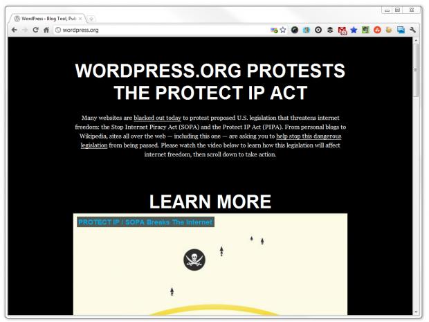 wordpress org sopa blackout