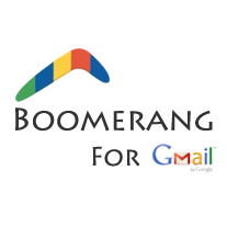Schedule Emails & Set Reminders with Boomerang for Gmail
