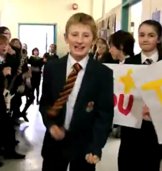Over 1000 Involved in School Video – FSL LipDub