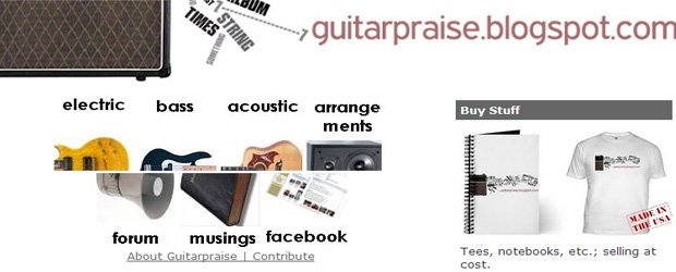 A Great Resource for Guitarists from a Guitar Lessons Dropout