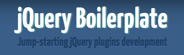 Most Useful jQuery Plugins from 2011 – Boilerplate's & More!